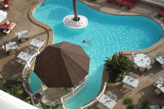 Club Puerto Atlantico : zwembad