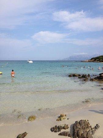 Colonna Village : spiaggia di Sos Aranzos