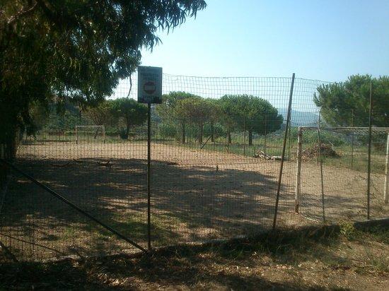 I campi di calcetto - Picture of Le Terrazze Residence & Resort ...