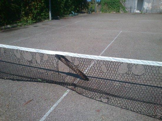 Le Terrazze Residence&Resort: Il campo da tennis