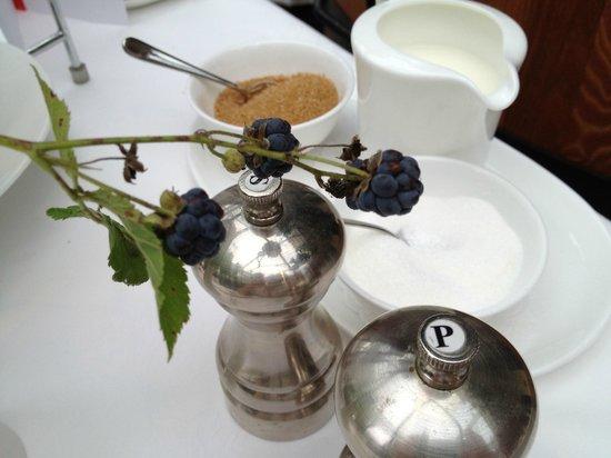 Padaste Manor: Breakfast at Restaurant Alexander