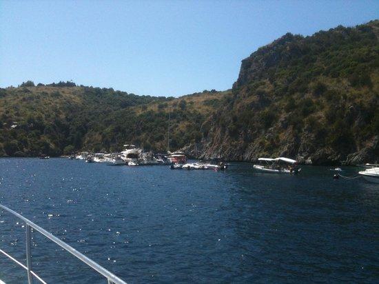 Baia Infreschi Marina Di Camerota