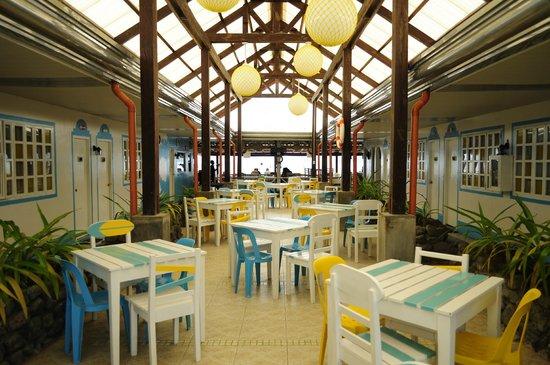 Bay's Inn: Dining hall.