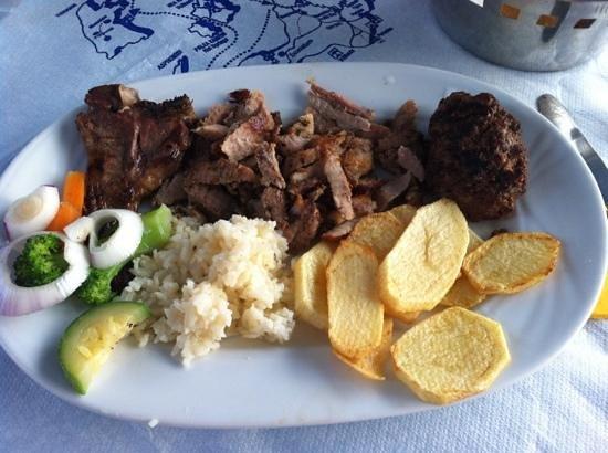 Alexis taverna: Piatto di carne ottimo!