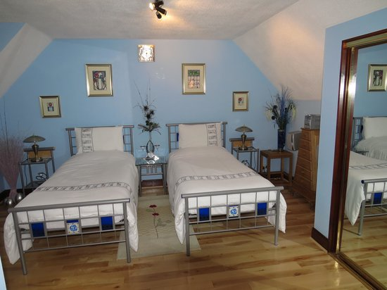 Burnbrae Bed and Breakfast: Superbe chambre