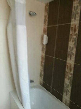 The Romany Rye Hotel: bathroom
