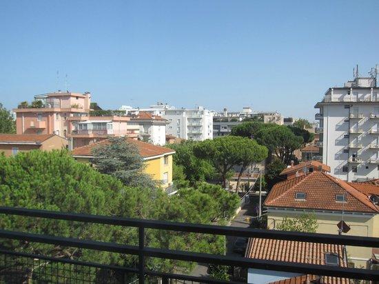 Residence Igea : Panorama camera