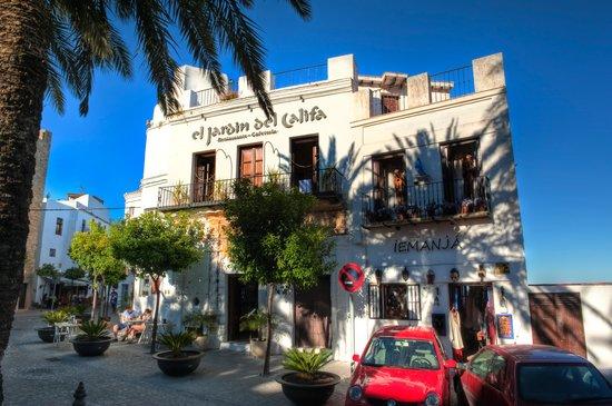 Hotel restaurant picture of hotel la casa del califa hotel vejer de la frontera tripadvisor - La casa del califa ...