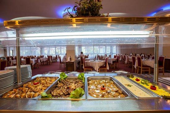 Hotel Termal: Buffet