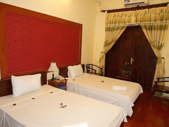 Old Quarter Cyclo Hotel: Superior room