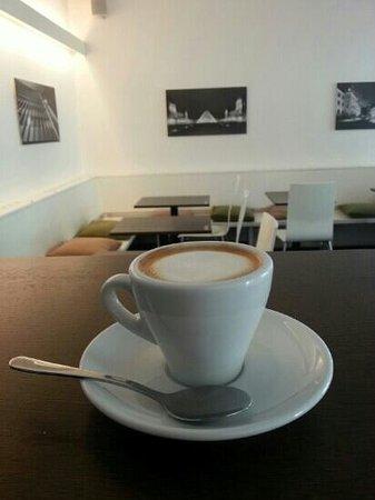 Aroom: Espresso macchiato