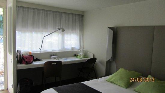Campanile Biarritz: Habitacion 025