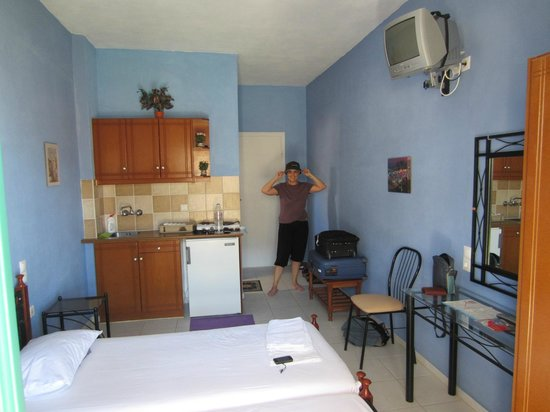 Mary Hotel: camera matrimoniale
