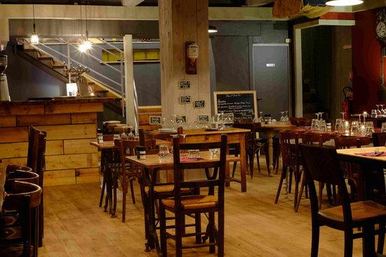 Restaurant l 39 oncle pom dans toulouse avec cuisine for O cuisine toulouse