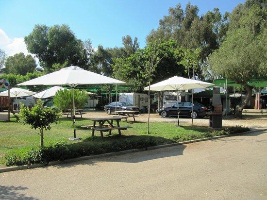 Camping Valle Niza Playa : area comune