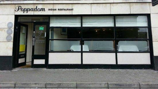Poppadom Restaurant