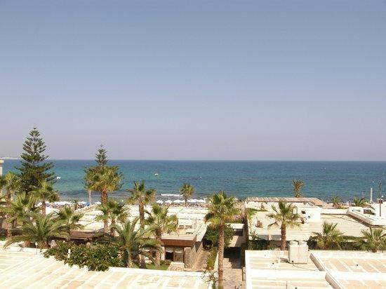 Dessole Malia Beach Hotel: Sea view