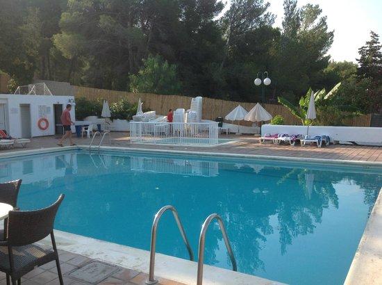 San Miguel Park & Esmeralda Mar Apartments: Main pool area