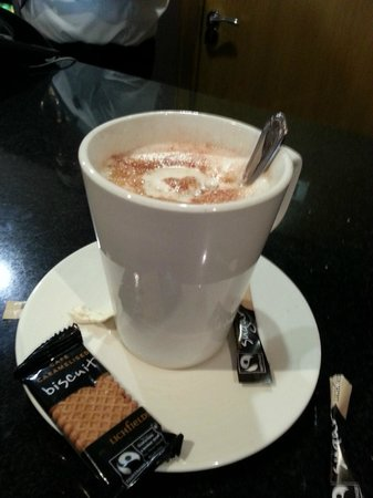 Bicester Hotel, Golf and Spa: Latte