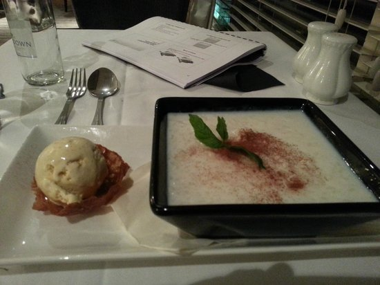 Bicester Hotel, Golf and Spa: Pudding
