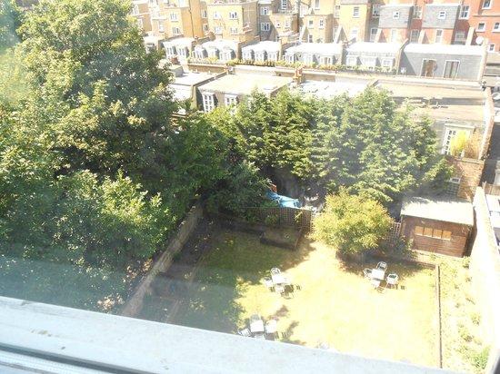 My Place Hotel : Jardim