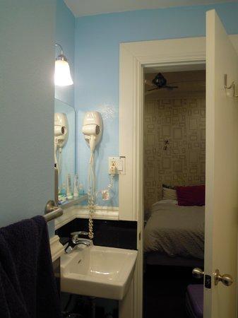 USA Hostels San Francisco: bagno privato