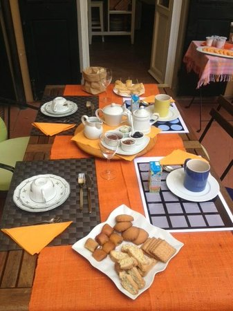 Bed and Breakfast Fior di Gelsomino : Colazione 1 gg