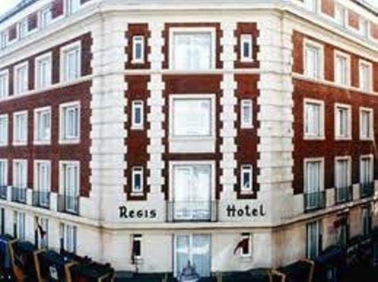Regis Orho Hotel: Entrada