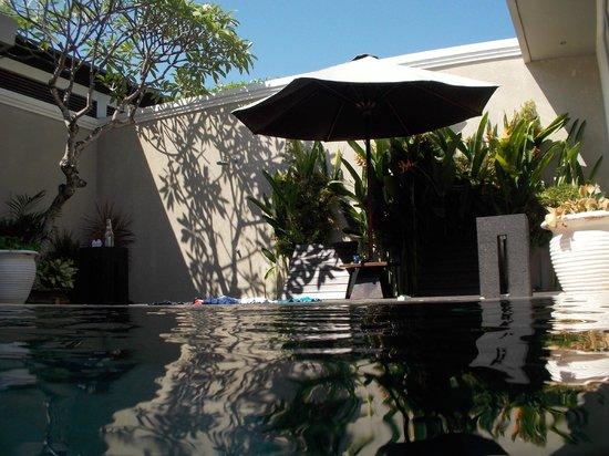 The Seiryu Villas : private pool