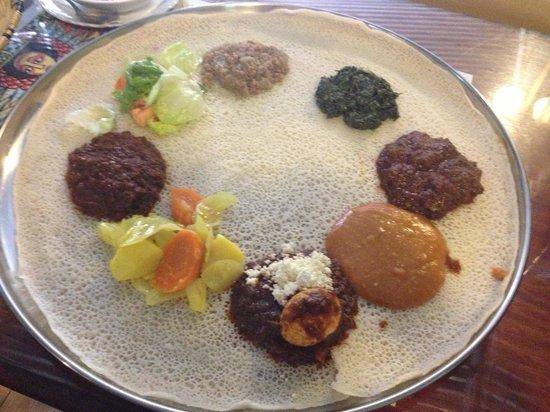 Abyssinia: Sampler