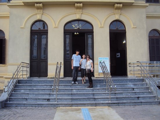 Fishing Museum : frente do museu