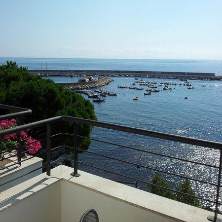 Hotel Cala Luna : Bon dia desde la  terraza