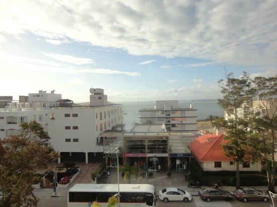 Bonne Etoile Hotel: Vista de um dos andares