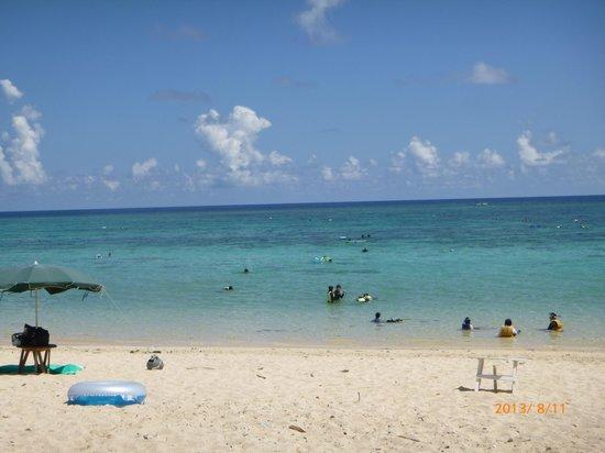 Aragusuku Beach: きれいです