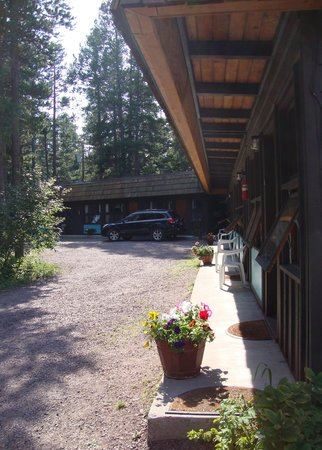 Mountain Pine Motel: Pine Mountain Motel