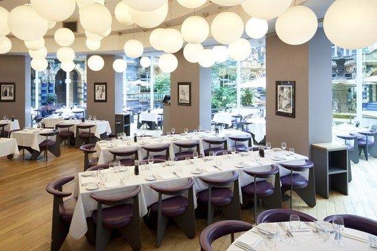 Bank Restaurant Taj Hotel London