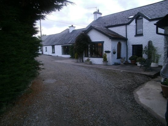 Briers Country House: Outside of Briers