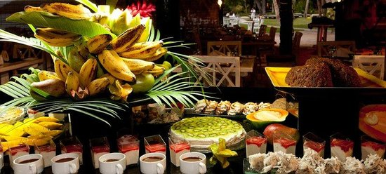 Paradise Sun: Beach Restaurant