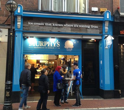 Murphys Ice Cream, Dublin