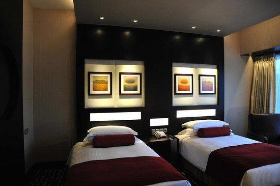 Crowne Plaza Bengaluru Electronics City: Deluxe Room Twin Bed