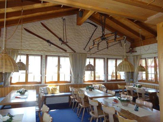 Hoch Ybrig: The interior of Laucheren