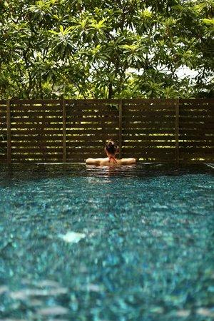 Villa Zolitude Resort and Spa: private pool