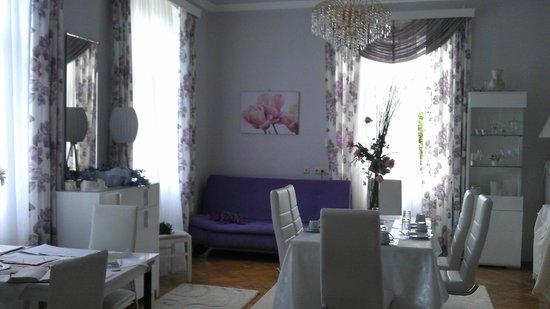 Villa Elisabeth: living