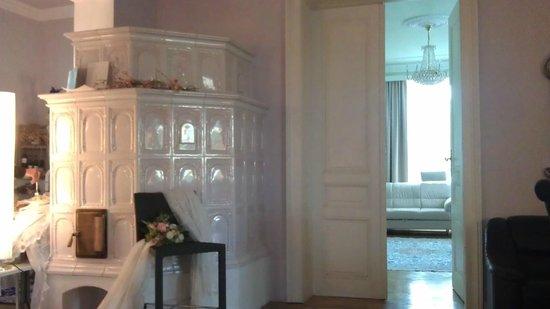 Villa Elisabeth : living room