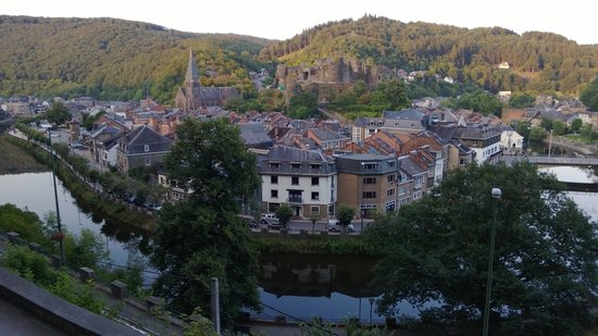 Le Corumont: View from grand terras!