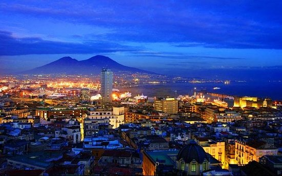 Napoli By Night Picture Of Naplestours Day Tours