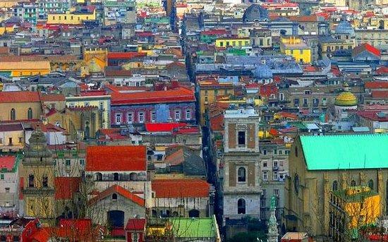 Naplestours - Day Tours: Spacca Napoli