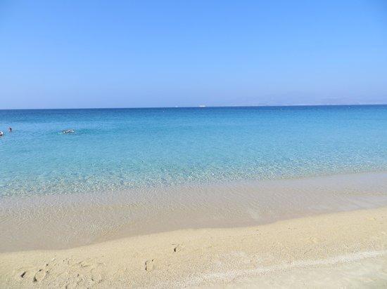 Agios Prokopios Beach: Agosto 2013