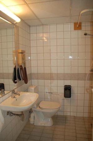 Thon Hotel Trondheim: Bagno