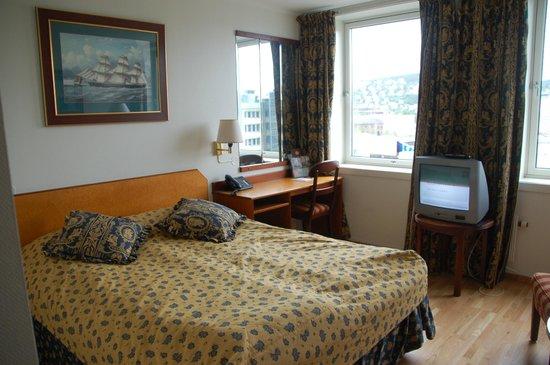 Thon Hotel Trondheim: Camera 629